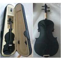 Buy Spruce Top Handmade Violin Maple Back Left Size 4/4 3/4 1/2 1/4 1/8 at wholesale prices