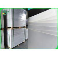 Quality 250gsm + 15gr White PE Coated Ivory board FSC for food Packaging for sale