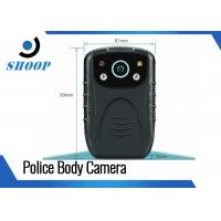 Compact Motion Detection Body Worn HD Camera For Police 2.0