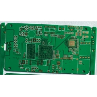 Quality 1.8 OZ Copper Fr4 Material Lead Free HAL Four Layer Pcb for sale