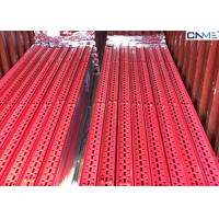 Reusable Concrete Formwork Accessories Steel Waler Beam Weld / Casting Process