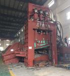 Quality 900 KW PSX Scrap Steel Shredder Machine Flattened Car Bodies Tin Plate PLC Operation for sale