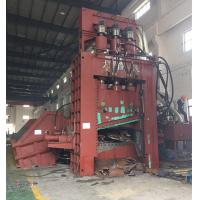 Quality 900 KW PSX Scrap Steel Shredder Machine Flattened Car Bodies Tin Plate PLC Operation for sale