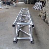Buy Custom Length Aluminium Stage Truss Display Stand Truss For Exhibition Show at wholesale prices