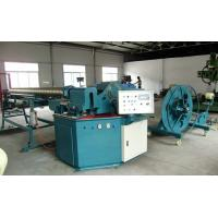 Quality Air Duct Spiral Tube Former Machine 80m/min With Mitsubishi PLC for sale