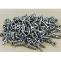 Quality Long  Ti Countersunk Self Tapping Metal Screws DIN ISO  Standard Grade 5 for sale