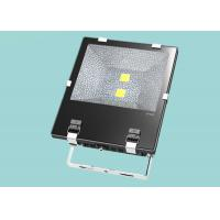 Buy cheap Finned 150W LED Flood Light Bridgelux 85-90 CRI 120-130lm/W Lumens for Building, from wholesalers