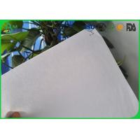 Quality White Virgin Uncoated Offset Paper Reels 60gsm 80gsm 100gsm For Handwriting for sale