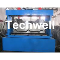 Quality Standing Seam Roof Panel Roll Forming Machine With Hydraulic Cutting Device for Standing Seam Roof Wall Cladding for sale