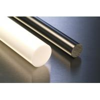 Buy 50mm Industrial Engineering Plastics , Antistatic High Mechanical POM Rod at wholesale prices