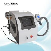 Buy cheap Fat Freeze home use ultrasonic cavitation body slimming machine / rf cavitation from wholesalers