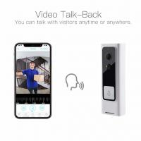 Buy Smart Motion Detection Front Door Security Camera Wireless Door Phone System at wholesale prices