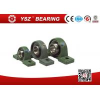 Removal Double Structure Seal Pillow Block Bearings InterChangeable Solid Base