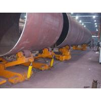 China Butt Welding Pipe Turning Rollers Hydraulic Lifting Tank Welding Equipment on sale