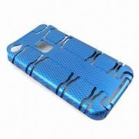 Quality Aluminum Case for iPhone 4 and 4S, Spider Man Design, Lightweight and Tough Protection for sale