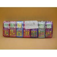 Quality Colored Glucose Novelty Candy Toys , Small Round Funny Candy Sweets for sale