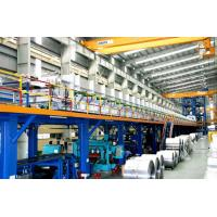 Quality Automatic Surface Treatment  Equipment , Zinc Electroplating Line for sale