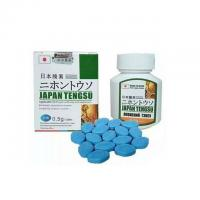 Quality Japan Tengsu male performance supplement Stimulant Pills To Improve Sexual Intercourse for sale