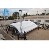 Quality Lighting Tower Aluminum Arch Truss , Children Square / Banquet Party Truss for sale