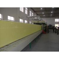 Quality Sponge Full Automatic Horizontal Production Line For Clothing / Shoes , 37KW for sale