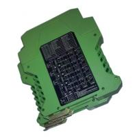 Quality 4-input-4-output passive two-wire 4-20mA isolation transmitter for sale