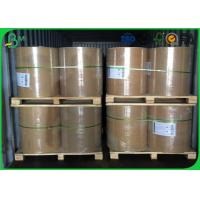 Quality White Printing Jumbo Roll Paper 787mm Width 60gsm With Virgin Wood Pulp for sale