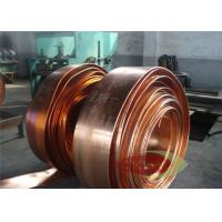 Quality C17300 Copper Strip Bar Plate Strip Wire , Copper Metal Sheets for sale