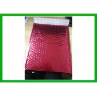 Buy cheap Moisture A4 Size Insulated Mailers Metallic Poly Foil Bubble Envelopes 4mm from wholesalers
