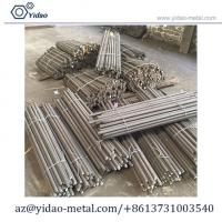 Quality Tie rod /stress bar/carbon steel/self color/lenth 9m-12m or custonmized /for formwork,soil nail,posttensioning for sale