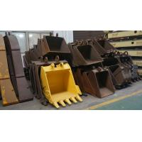 Quality Hitachi Excavator Bucket For Construction Engineering , Heavy Equipment Spare Parts for sale