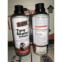 Buy Emergency Harmless Tubeless Tire Sealant For Motorcycle / Electrical Bicycle at wholesale prices