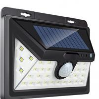 Buy cheap 1.2W Polycrystalline Silicon Solar Sensor Outdoor Wall Light with 36LEDS from wholesalers