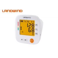 Quality Upper Arm Electronic Blood Pressure Monitor Digital Bp Apparatus Accuracy for sale
