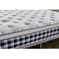 China Euro Pocket Sprung Mattress For Hotel Home Knitted Fabric OEM Service on sale