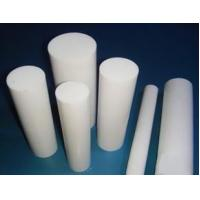 Quality Molded PTFE Teflon Rod , 3000mm Length PTFE Rod / Teflon Rods For Chemical for sale