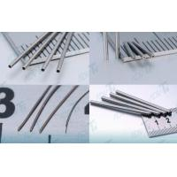 Buy cheap thin wall capillary Gr2 titanium tube for medical from wholesalers