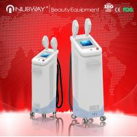 Quality 2 handles Super vertical hair removal SHR/ipl SHR hair removal beauty machine for sale