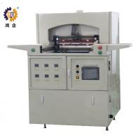Quality 5.6kw Down Stroke Hydraulic Hot Press Machine For FPC Laminating 80T for sale