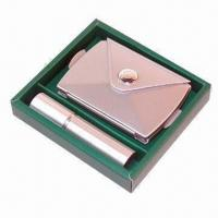 Quality Cosmetic Case with Mirror and Atomizer for sale