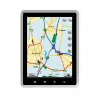 Quality Android 4.0 Touchpad 10 Inch Capacitive Tablet PC with Voice Phone GPS Navigation for sale