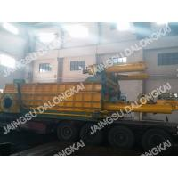 Buy Hydraulic Scrap Metal Baling :  Y81F - 400 with Double Main Cylinders  Made in China at wholesale prices