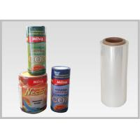 Quality Food Grade Waterproof PET Shrink Film For Mcdonald Ketchup Sauce Packing for sale