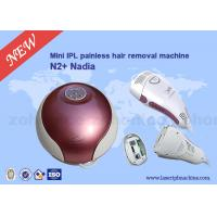 Quality Three function in one home use ipl permanent hair removal beauty machine for sale