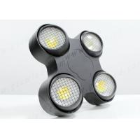 Buy DMX 4*100W Led Eyes Stage Lighting Warm / Cold Audience Blinder Cob Lights at wholesale prices
