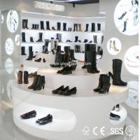 Buy Adjustable Acrylic Shoes Display Stand at wholesale prices