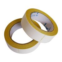 Quality 350mic  thick Double Sided Carpet Tape Hot Melt Adhesive Exhibition Carpet Seaming for sale