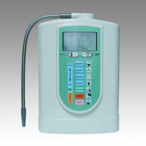 Quality Kitchen purified, acidic, Alkaline Water Ionizer Machine LCD display 50 / 60HZ for health for sale