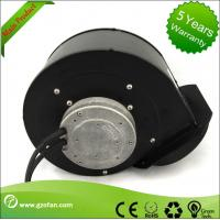 Quality 180mm EC Centrifugal Fan With Forward Curved Blades For Floor Ventilation for sale