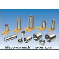 Quality Loader / Bulldozer Dowels Pins And Shafts Galvanized 0.01mm Tolerance for sale