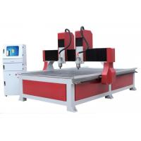 Quality Automatic Double Headed CNC Wood Routers Wood Working-piece Cutting And Processing for sale